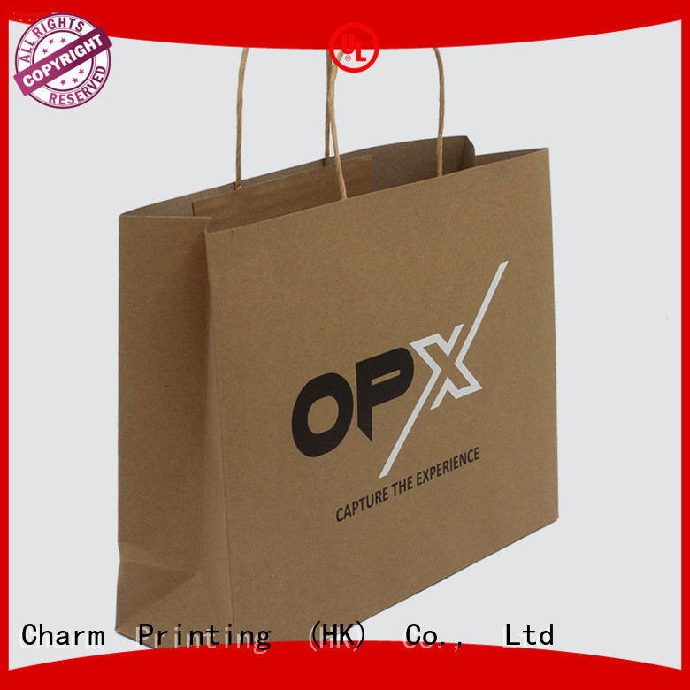 Charm Printing high-quality paper gift bags latest for paper bag