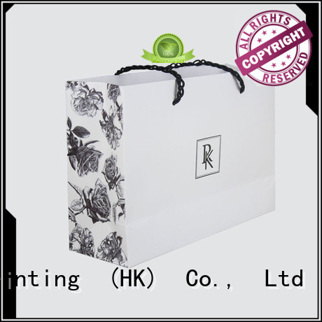 CharmPrinting high-quality paper shopping bags on-sale for gift box