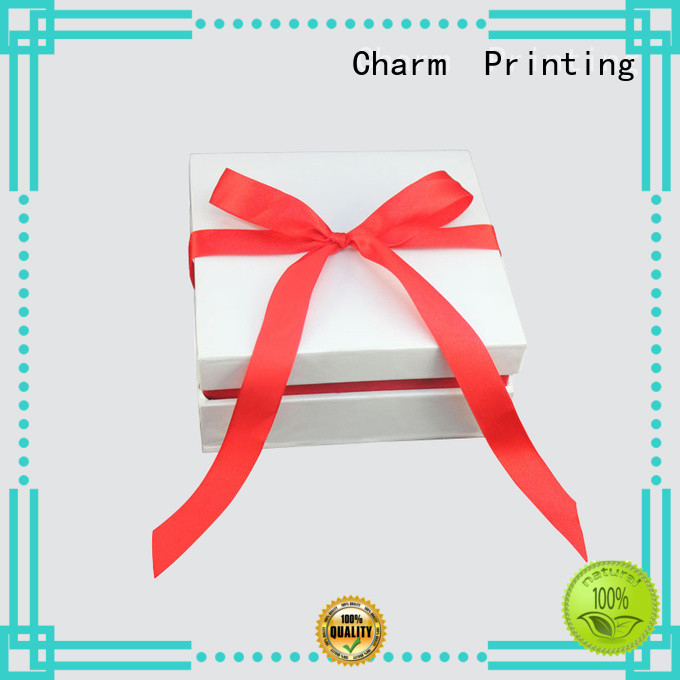 Charm Printing perfume packaging box printing color fragrance