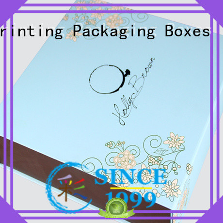 Charm Printing custom food packaging boxes handmade for gift