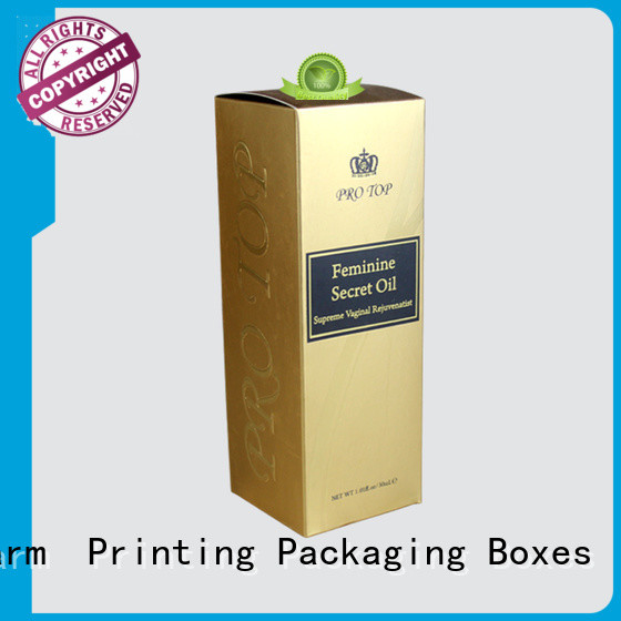 Charm Printing colorful card wine gift box manufacturer food packaging