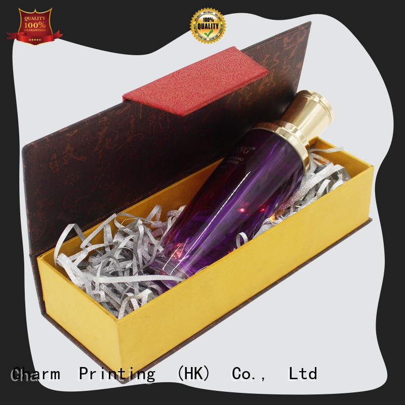 handmade cosmetic box high quality shop promotion
