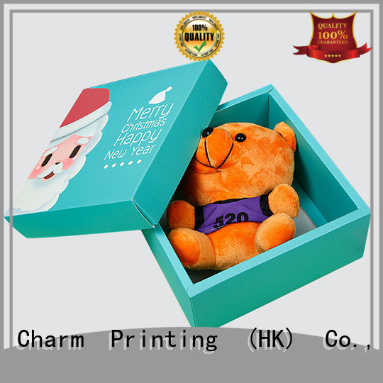 Charm Printing magnet gift box manufacturer for festival packaging