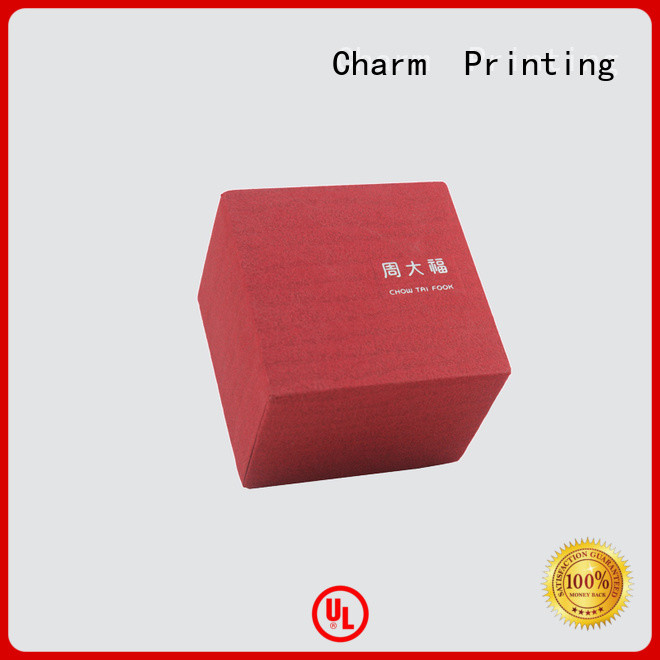 CharmPrinting with tray jewelry gift boxes luxury design for luxury box