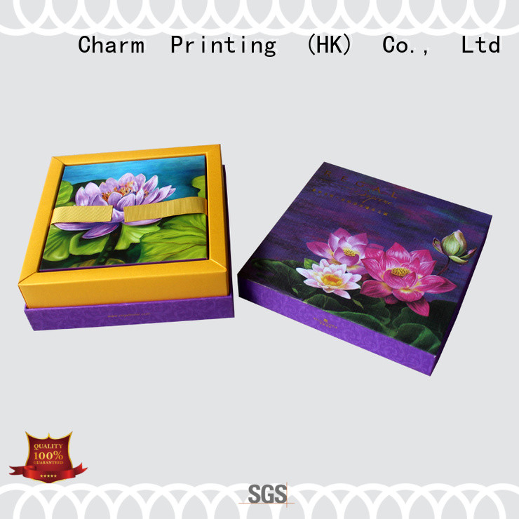 Charm Printing special shape tea packaging box factory price for gift