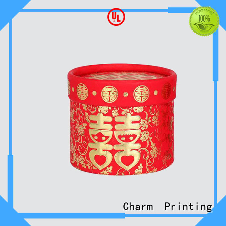 CharmPrinting favor boxes creative design for luxury box