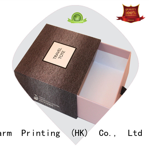 Cardboard Packaging Drawer Type Box with Own Logo for Perfume
