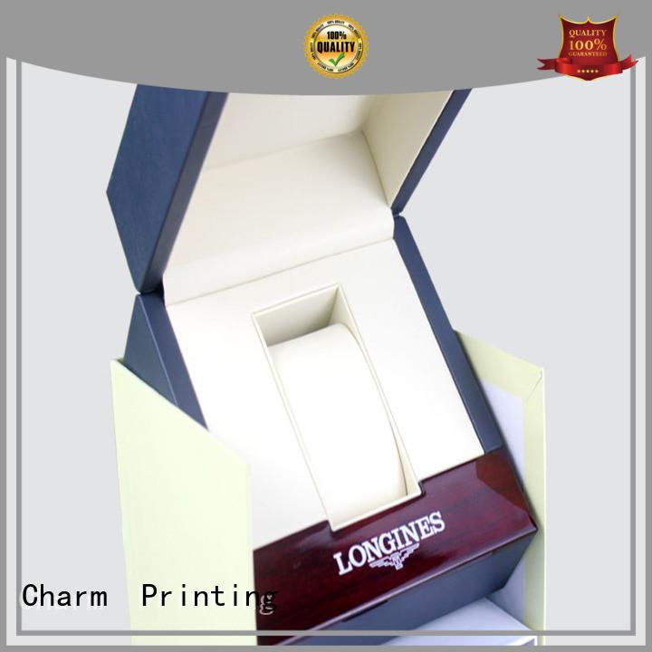 Custom jewelry watch gift box