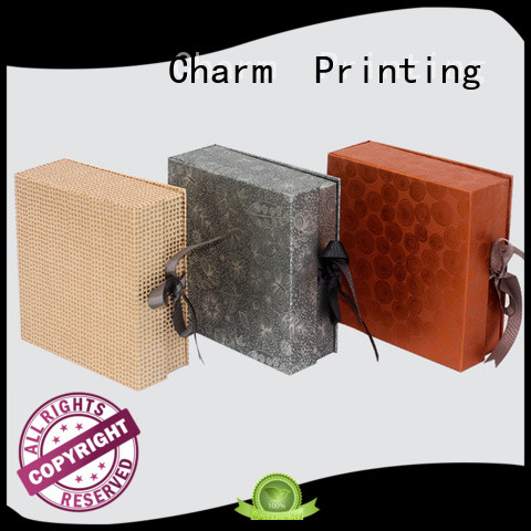 book shape type magnet gift box factory price for festival packaging
