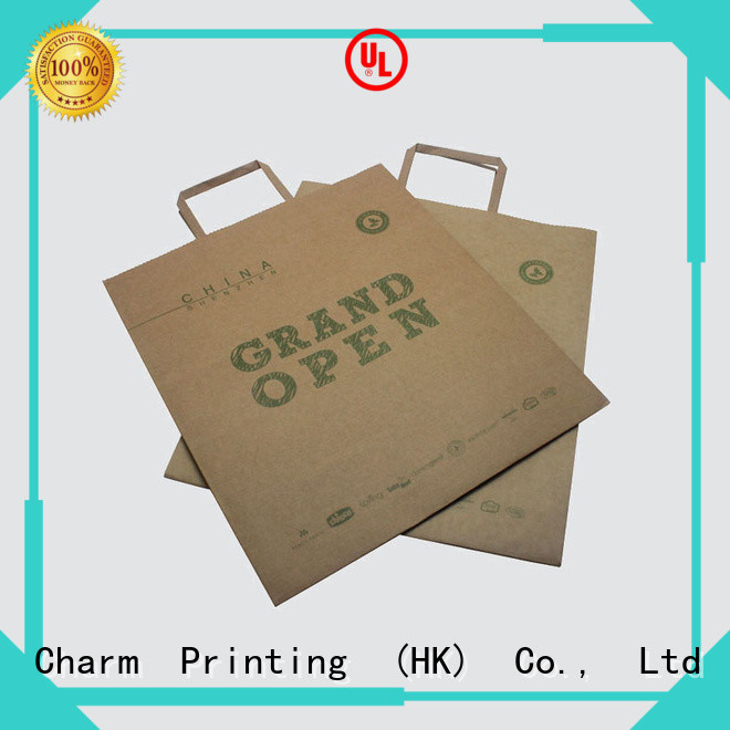 paper bag on-sale for shopping bag Charm Printing