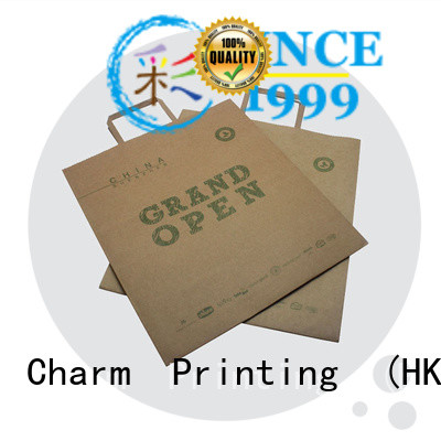 CharmPrinting paper gift bags latest for gift box