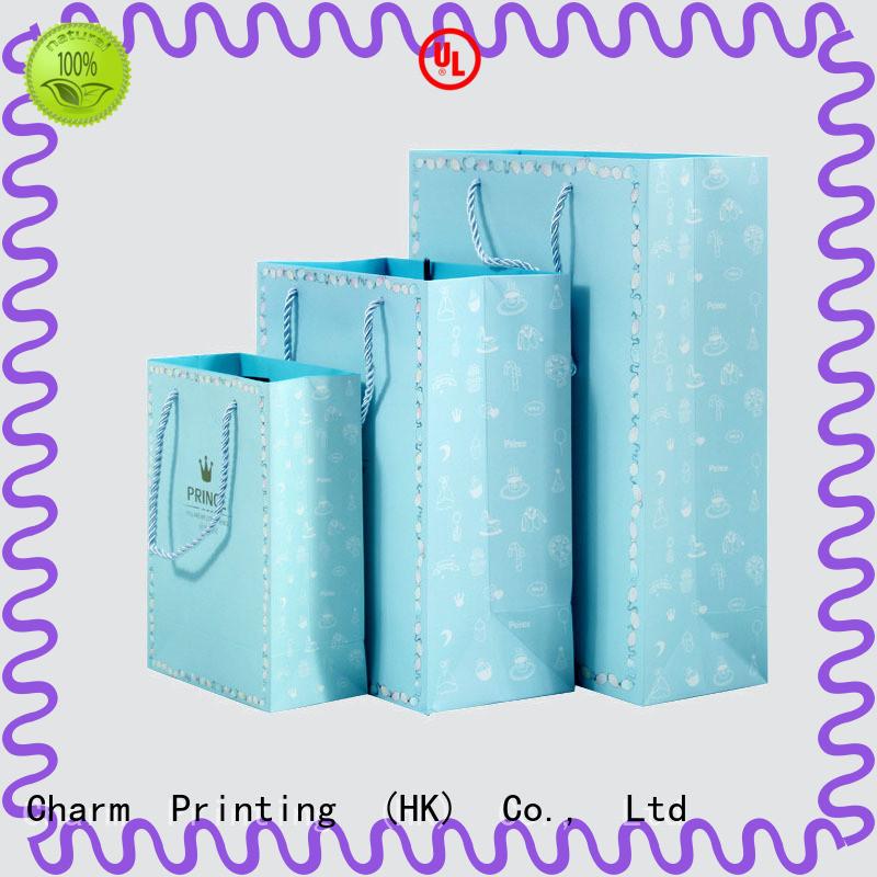 high-quality paper bag fashion design for gift box
