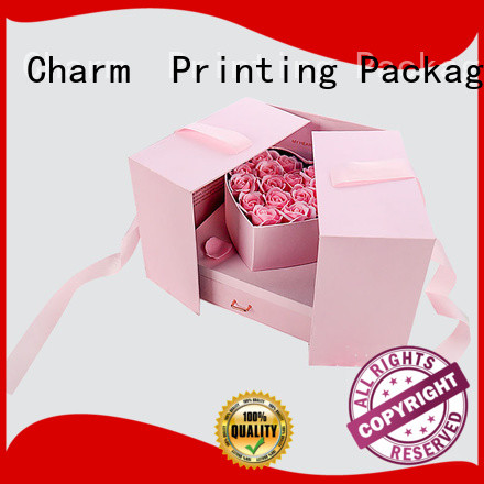 gift box manufacturer for festival packaging Charm Printing