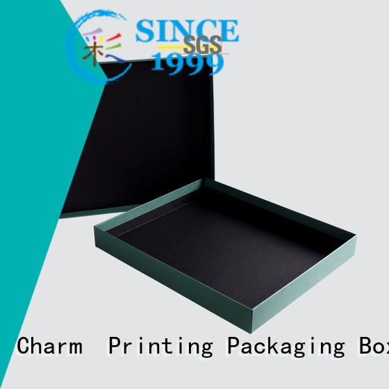 Charm Printing apparel packaging boxes for clothes