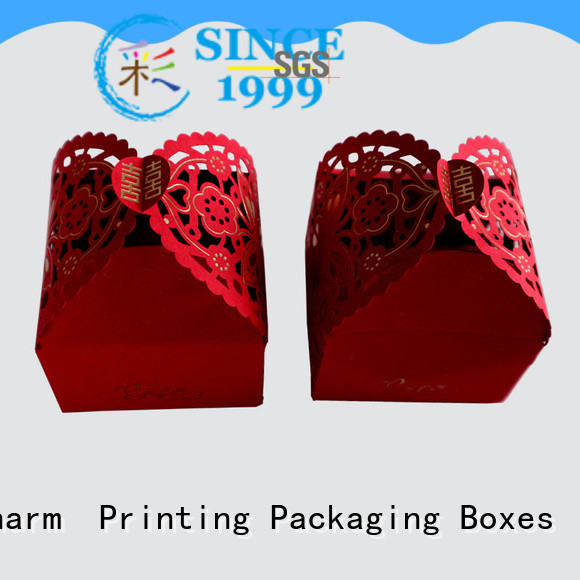 favor boxes for wedding packaging CharmPrinting