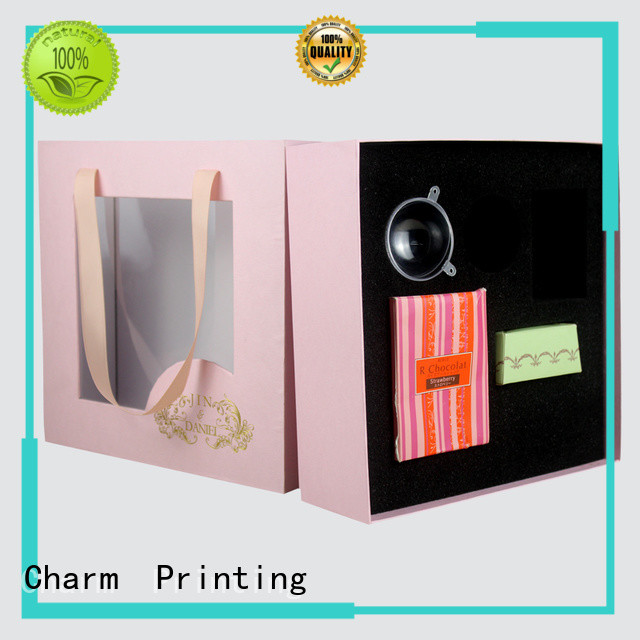magnetic box packaging health care product Charm Printing