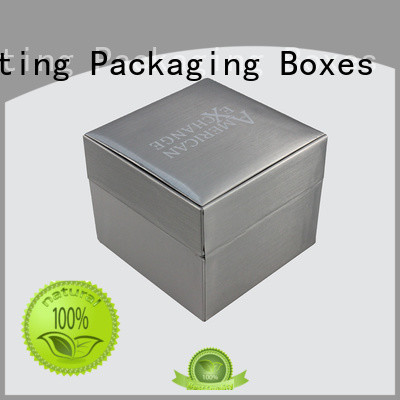 CharmPrinting with tray jewelry box luxury design for gift box