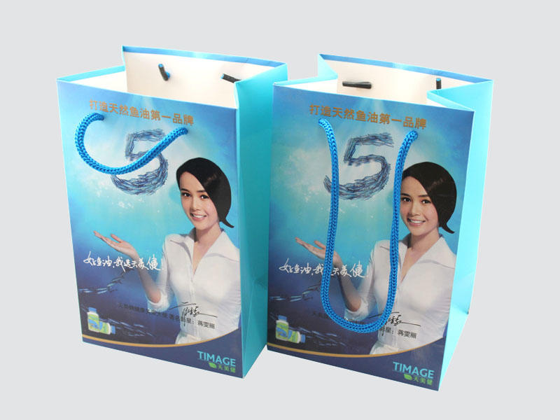 Charm Printing OEM paper gift bags on-sale for shopping bag-2