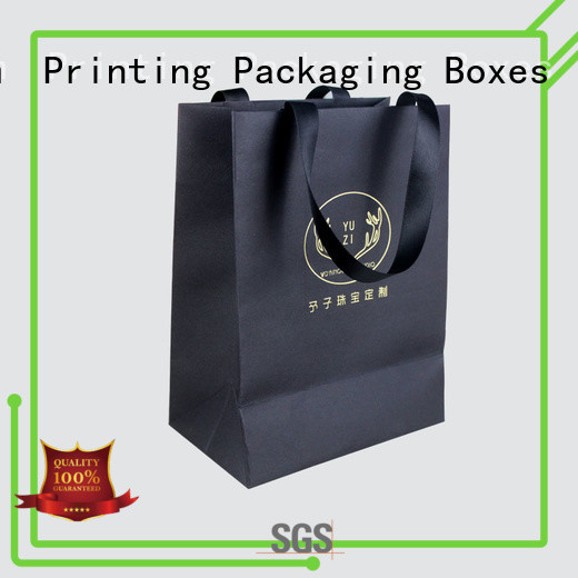 CharmPrinting paper shopping bags on-sale for gift box