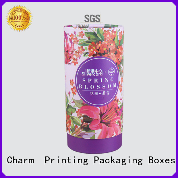 Charm Printing gift box factory price for gift