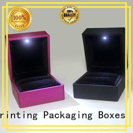 Charm Printing jewelry packaging high-quality for luxury box