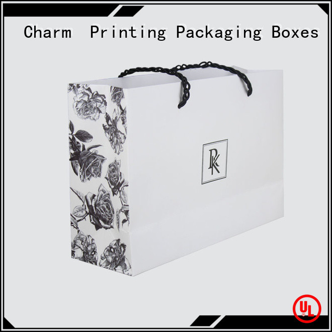OEM paper bag latest for gift box