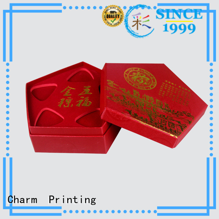 jewelry gift boxes luxury design for luxury box Charm Printing