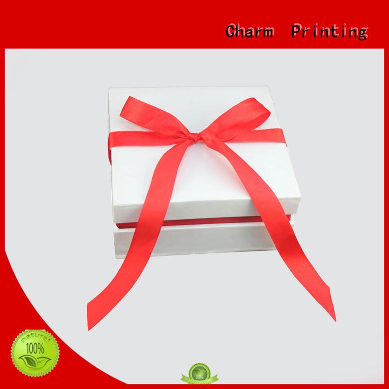 cardboard box with lid Perfume CharmPrinting