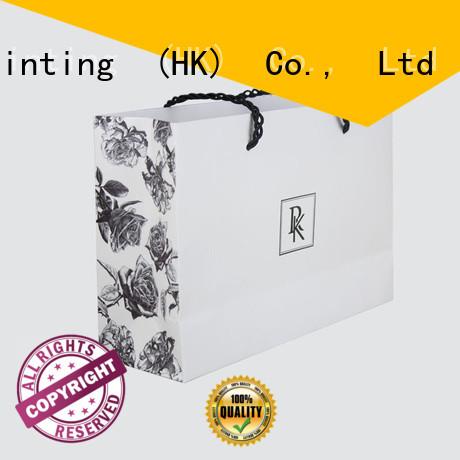 custom paper shopping bags fashion design for gift box