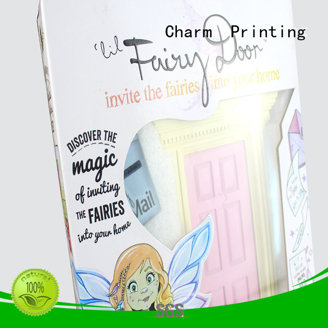 Special personalized Card Toys  Box