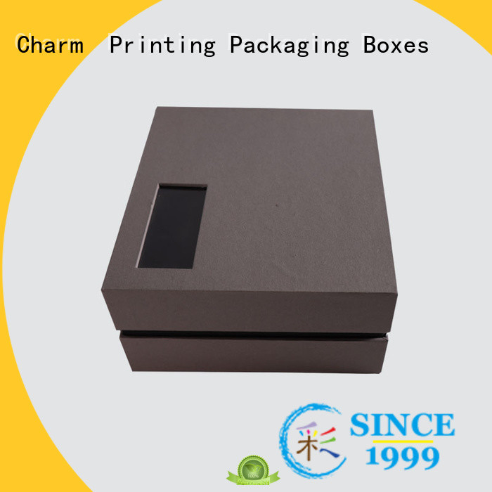 fashion design cardboard gift boxes handmade for clothes