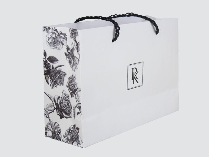 OEM paper bag latest for gift box-2