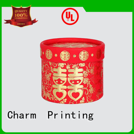 Charm Printing favor boxes creative design for gift