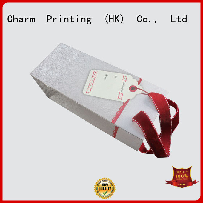Charm Printing OEM paper shopping bags on-sale for shopping bag