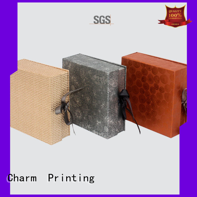 Charm Printing custom gift box manufacturer for gifts