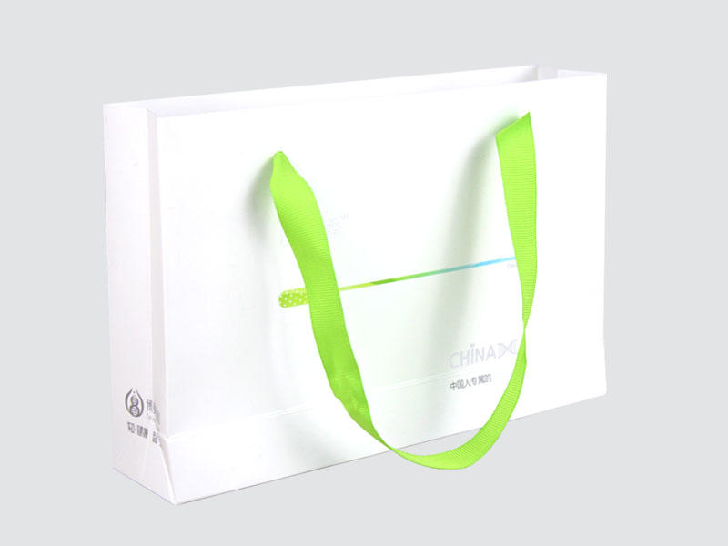 paper bags with handles on-sale for gift box Charm Printing-2