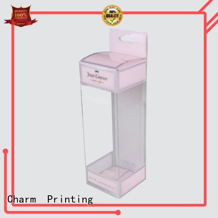 CharmPrinting handmade cosmetic carton packaging Storage