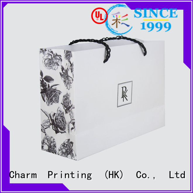 OEM paper shopping bags on-sale for shopping bag