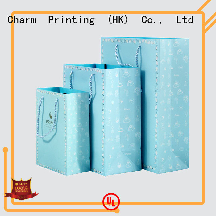 paper bag on-sale for gift box Charm Printing