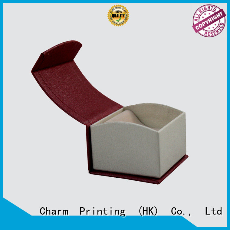 Charm Printing with tray jewelry gift boxes luxury design for luxury box