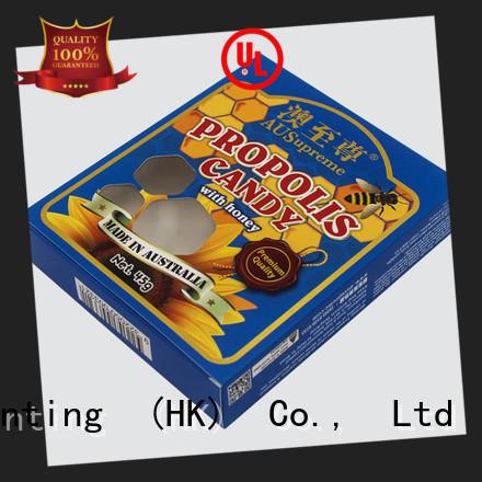 CharmPrinting pillow box high quality for food box
