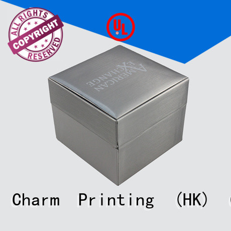 CharmPrinting book shape jewelry gift boxes luxury design for luxury box