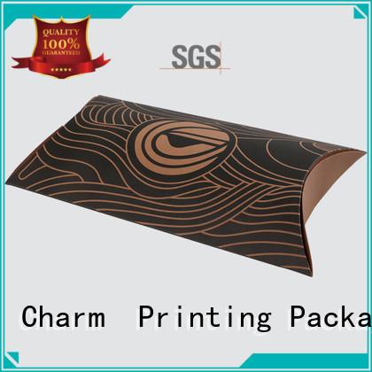 CharmPrinting gift box factory price for food box