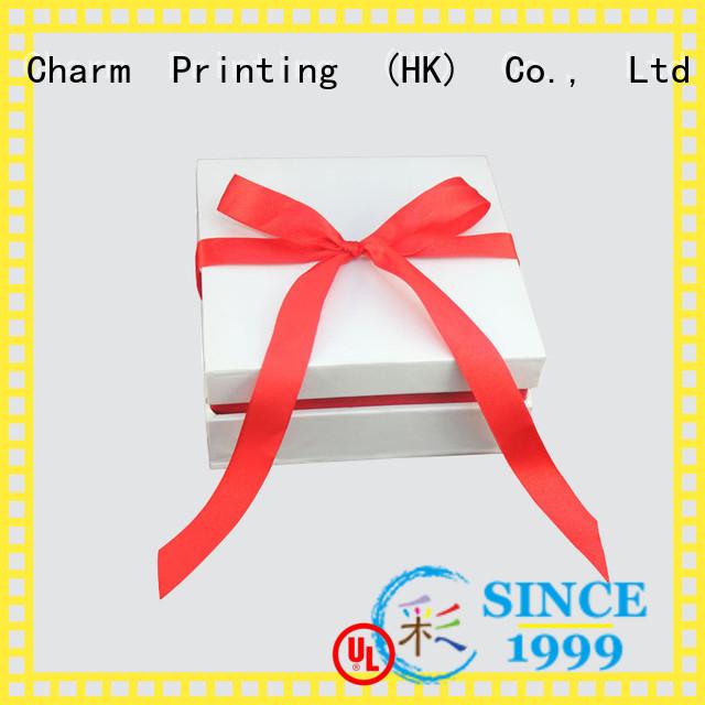 CharmPrinting perfume box free sample fragrance