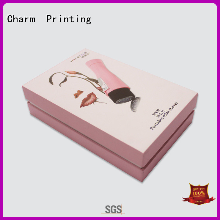 Charm Printing paper gift box bulk production dental products