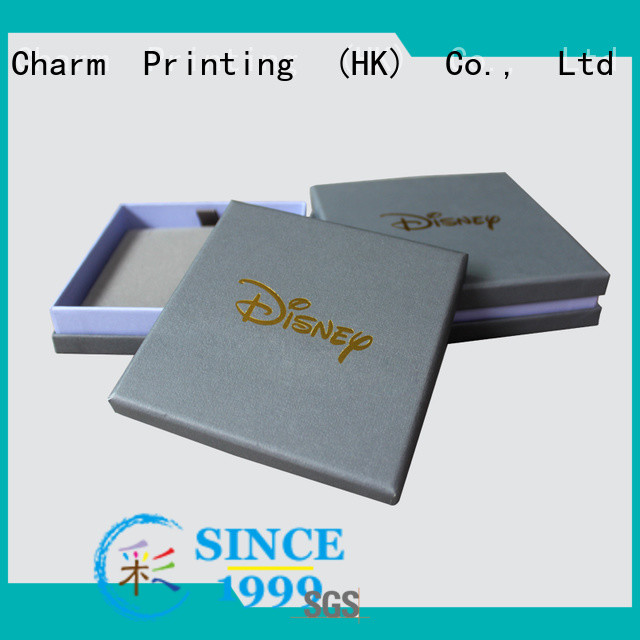 Charm Printing with tray jewelry gift boxes high-quality for gift box