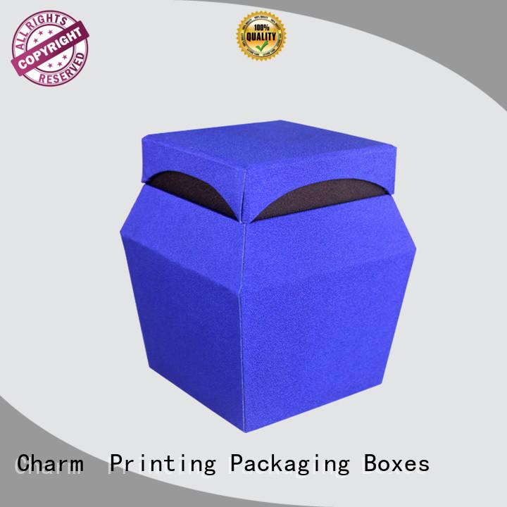 CharmPrinting fragrance box printing color fragrance