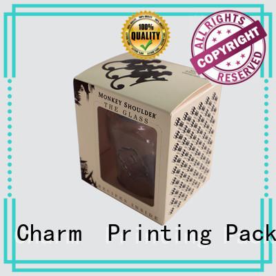 CharmPrinting candle gift box good for gift