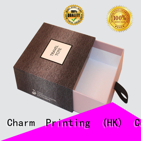 Charm Printing customization luxury perfume box Perfume
