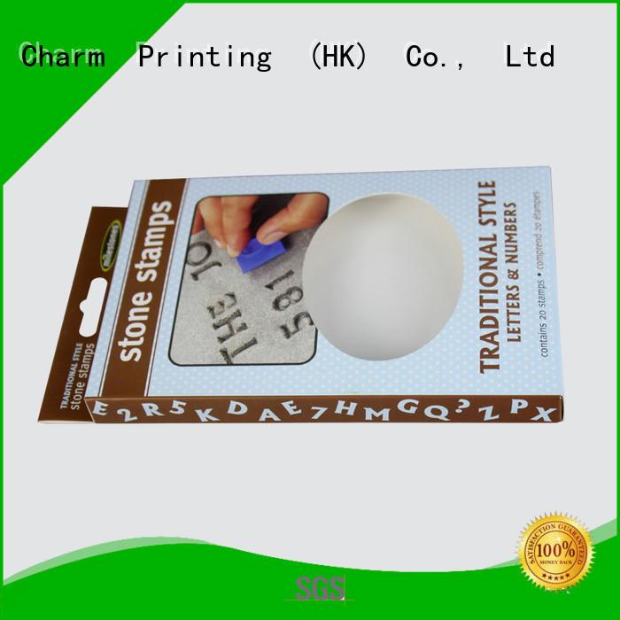 CharmPrinting custom toy gift box toys packaging